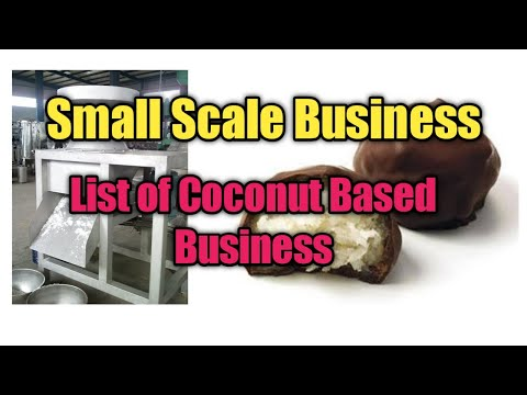, title : 'Successful Business - List Of Coconut Based Business