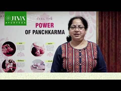 Mrs. Piyush Sharma's Healing Story at Jiva Ayurveda-Treatment of Fatty Liver