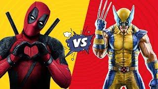 1.000 Deadpool VS. 1.000 Wolverine - Efsanevi Savaş Simülatörü