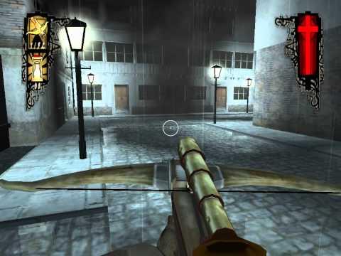 Chronicles of a Vampire Hunter Gameplay