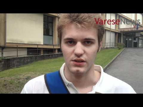 Maturità all'Isiss di Varese