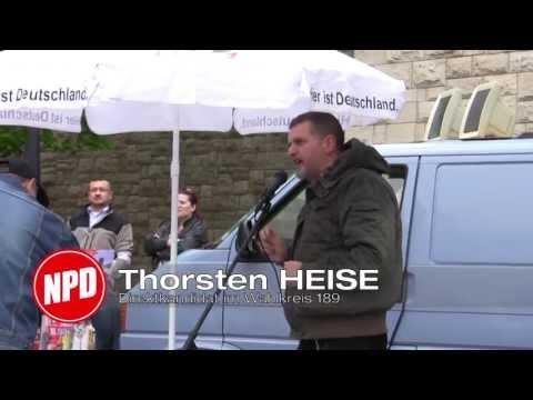 Kundgebungstour zur Bundestagswahl 2013 gestartet