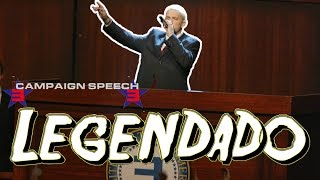 Eminem - Campaign Speech 'LEGENDADO'