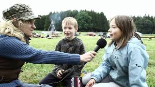 preview picture of video 'Pfadfinder Pfingstlager Aichach 2011'