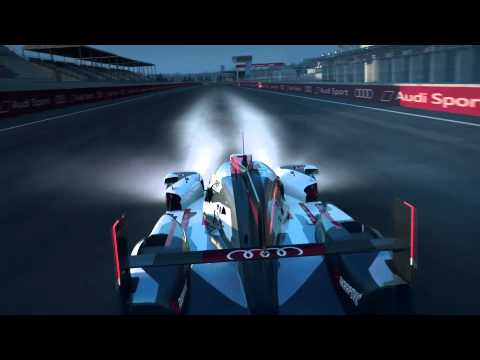 AUDI R18 E-tron Quattro | 24 Hours Of Le Mans 2014 | TECH