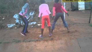 Mpumi and the girls