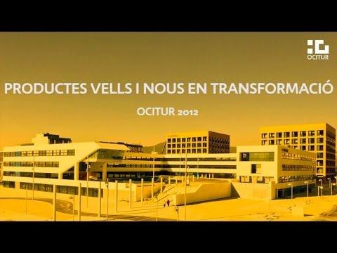 Ocitur 2012 – Taula Comunicació: Productes vells i nous en transformació (Segona part)