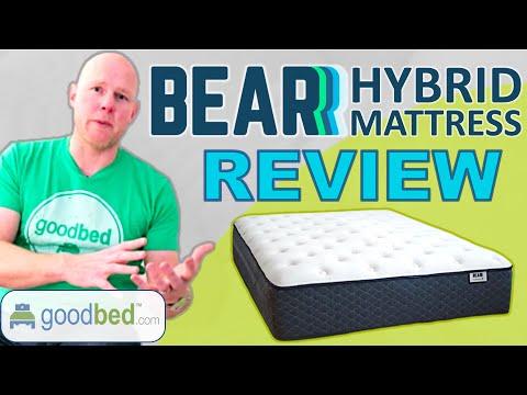 Bear Hybrid Mattress Review (VIDEO)