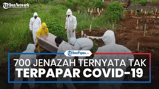 Lebih dari 700 Jenazah di Bandung Telanjur Dimakamkan secara Covid-19, Ternyata Tak Terpapar Corona