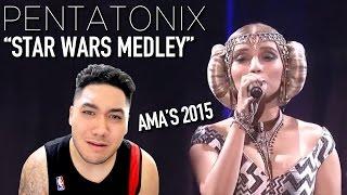 Pentatonix - Star Wars Medley (AMA
