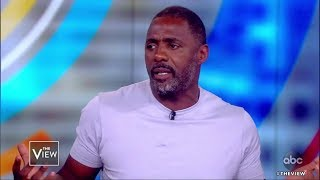 Idris Elba On His Marriage And Daughter | The View