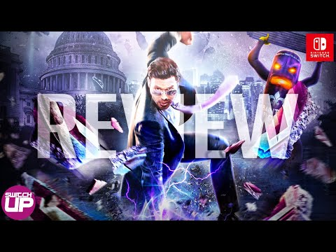 Saints Row IV Re-Elected Switch Review - PRESIDENTIAL!