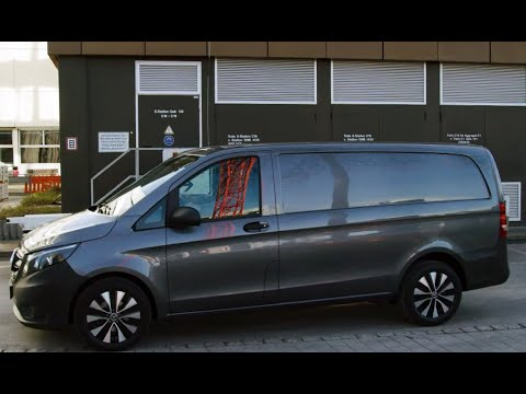 Mercedes-Benz Vito Panel Van I Commercial Vans