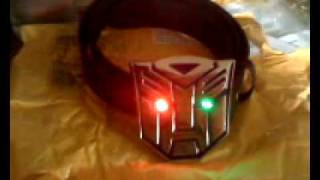 Transformers Belt