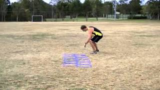 Agility Rings video