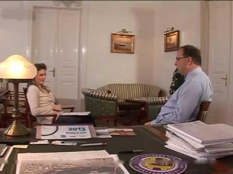 Újévi beszélgetés Újpest első polgárával