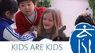 """Grade 1 Experiential Learning: """"Kids are Kids"""""""