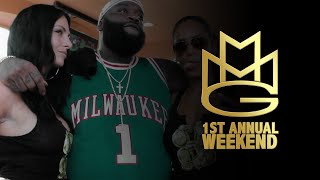 #RDFilms Presents Rick Ross 1st Annual #MMGWeekend (MMG Pool Party)