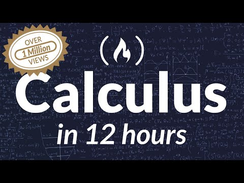 Calculus 1 - Full College Course - YouTube