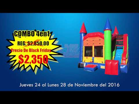 Black Friday 2016 - El Gran Brinca