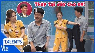 Đan Lê đoạt cúp Ơn giời, bắt Trường Giang thay quần ngay trên sân khấu, bóc phốt tình sử Xuân Bắc