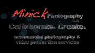 Minick Photography, LLC Promo