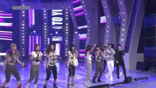 [High Quality Mp3] 101230 DJ DOC & After School & Kyuhyun - Run to You ( KBS Gayo Daejun 2010 )