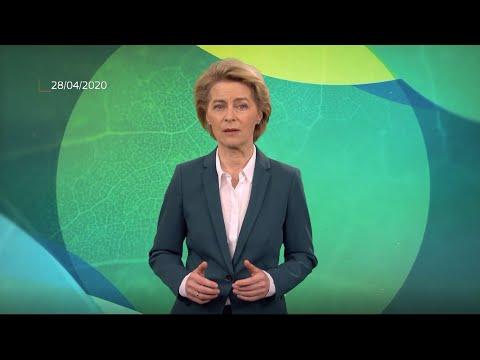 Σημασία της Ευρωπαϊκής Πράσινης Συμφωνίας για την οικονομική ανάκαμψη | 28/04/2020