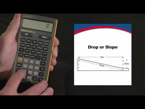 Construction Master 5 - Drop or Slope