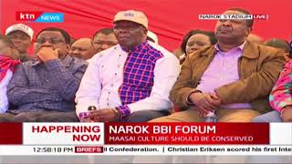 Local politics takes center stage during Narok BBI Forum