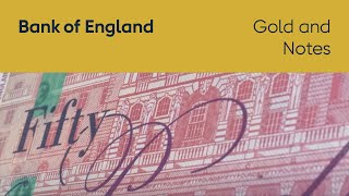 The £50 paper banknote – key security features