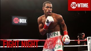 FIGHT NIGHT: Devin Haney   SHOWTIME Boxing