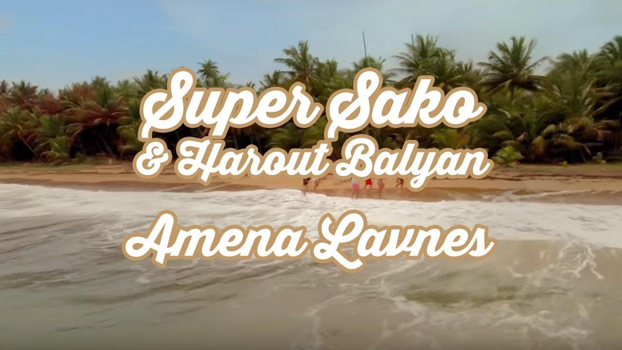 Super Sako & Harout Balyan – Amena Lavnes  (Official Music Video) 4k