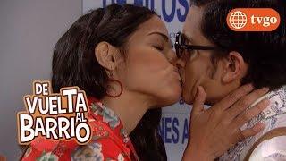 ¡Estela Acepta Ser Enamorada De Fideito!   De Vuelta Al Barrio 17122018