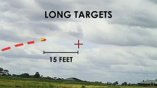 SHOOTING TIP: Leading Targets at Different Distances - by ShotKam