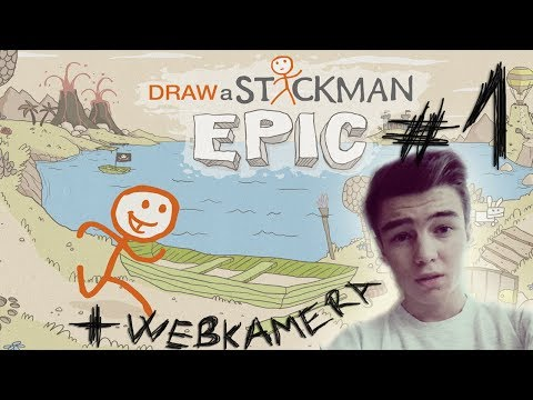 CZ   Draw A Stickman: Epic   #1 - Pastelkové šílenství začíná!