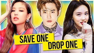 SAVE ONE DROP ONE 2018 EDITION (KPOP REWIND)