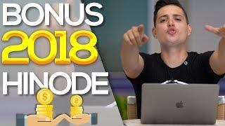 HINODE 2018 - Como Funcionam Os Bônus - [c/Daniel Uchoa]