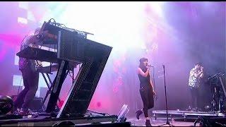 Lungs (Glastonbury 2014) CHVRCHES Live