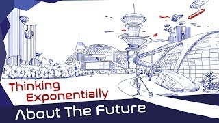 Exponential Progress: Can We Expect Mind-Blowing Changes In The Near Future