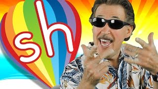 Digraphs | Let's Learn About the Digraph sh | Phonics Song for Kids | Jack Hartmann