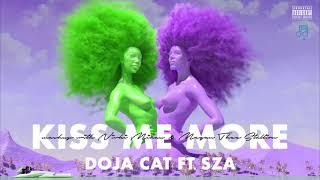Doja Cat - Kiss Me More (feat. SZA, Nicki Minaj & Megan Thee Stallion) [MASHUP]