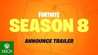 Fortnite -  Season 8 Cinematic Trailer