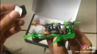 Happy model mantis 85 rtf fpv kit no goggles no charger unbiased unsponsored unboxing review part 3