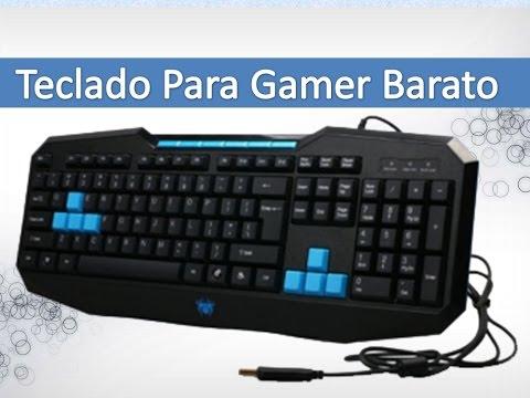 Teclados Para Gamers Baratos - Accesorios Para Computadores Baratos