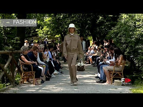 FENDI Spring Summer 2020 Menswear Milan - Fashion Channel