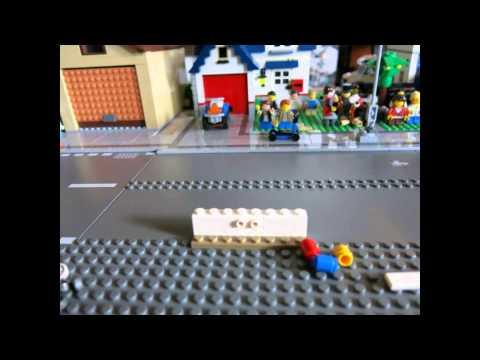Vidéo LEGO Saisonnier 40121 : Les œufs de Pâques à peindre