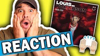 Louis Tomlinson - Miss You [REACTION]