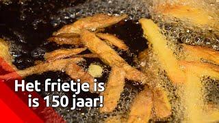 We eten al 150 jaar friet