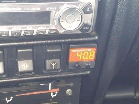 Der Motor д-6 auf 92 Benzin